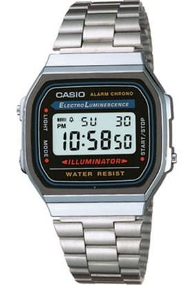 Casio A168WA-1WDF Digital Erkek Kol Saati