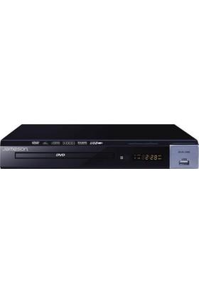 Jameson Dıvx-1440 Dvd Player Usb Girişli Radyolu Dahili Hoparlörlü