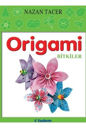 """Origami """"Bitkiler"""""""