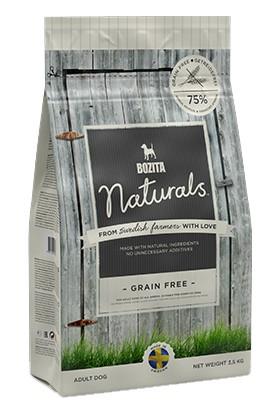 Bozita Naturals Graın Free Tahılsız 3,5 Kg