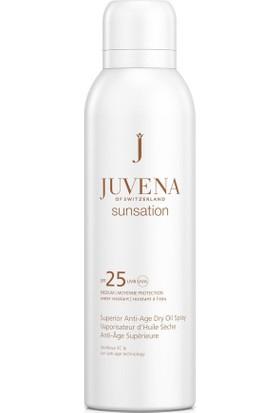 Juvena Sunsation Superior Anti Age Dry Oil Spray Spf25 200 Ml