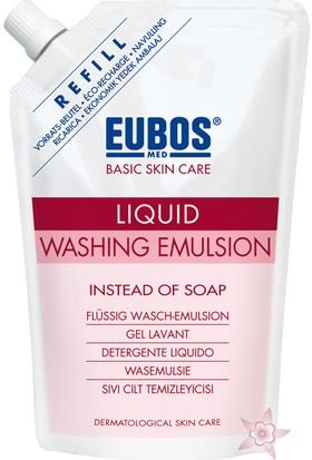 Eubos Sıvı Cilt Temizleyici Parfümlü Refil Ambalaj 400 ml