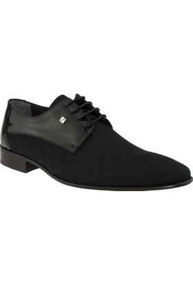 Fosco 7120 Klasik Neolit Siyah Erkek Ayakkabı