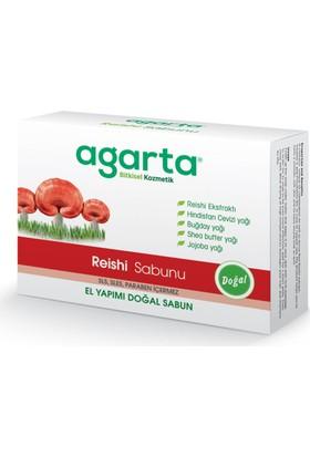 Agarta Reishi Mantarı El Yapımı Sabun