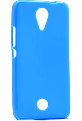 Kvy Casper Via E1C Kılıf Süper Silikon Kılıf +Cam