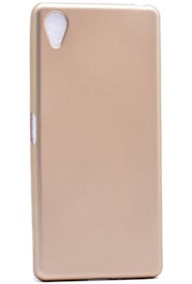 Kvy Sony Xperia X Kılıf Ultra İnce Mat Silikon