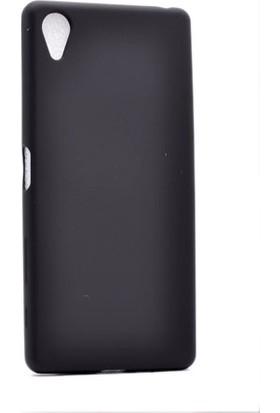 Kvy Sony Xperia XA Kılıf Ultra İnce Mat Silikon