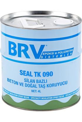 Brv Seal Tk 090 - Silan Bazlı Beton Ve Doğal Taş Koruyucu 4Lt