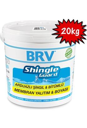 Brv Shıngle Guard - Arduazlı Shıngle Ve Bitümlü Membran Koruyucu Boya 20Kg