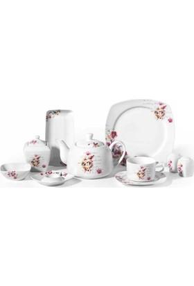 Korkmaz Bonjour Porcelain Yemek Takımı A8894
