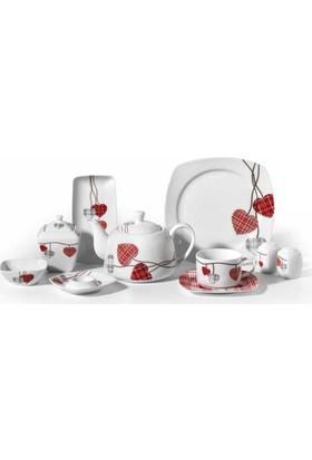 Korkmaz Bonjour Porcelain Yemek Takımı A8892