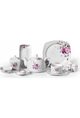 Korkmaz Bonjour Porcelain Yemek Takımı A8896