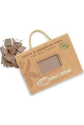 Couleur Caramel Matt Eye Shadow - No.003 Chocolate Brown 2.5 gr.
