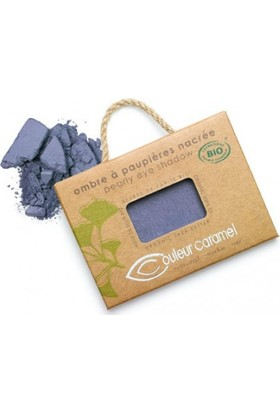 Couleur Caramel Pearly Eye Shadow - No.046 Pearly Violet Blue 2.5 gr.