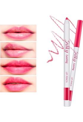 Missha Silky Lasting Lip Pencil (Swing Petal)