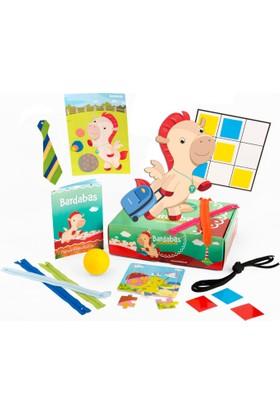 Bardabas Çocuk Aktivite Kutusu - Oyun - 2-3 yaş