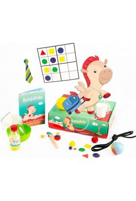 Bardabas Çocuk Aktivite Kutusu - Oyun - 4-6 yaş