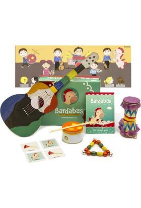 Bardabas Çocuk Aktivite Kutusu - Müzik - 4-6 yaş