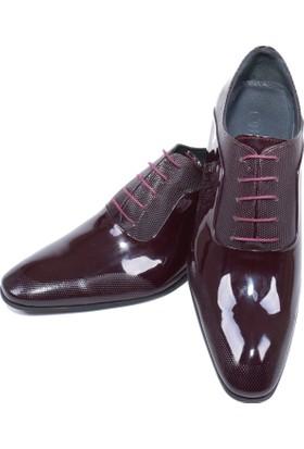 GiyimGiyim Hakiki Deri Klasik Bordo Erkek Ayakkabı