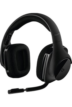 Logitech G533 Kablosuz Kulaküstü Oyuncu Kulaklık 981-000634