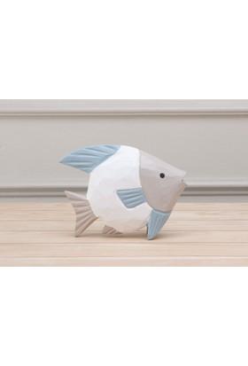 Madame Coco Dekoratif Balık 15.5 x 11.5 x 5 Cm