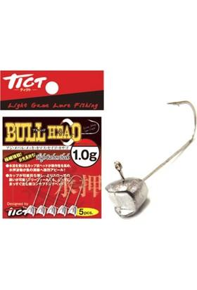 Tict Bull Head LRF Jighead 5 Li Paket 1.0gr