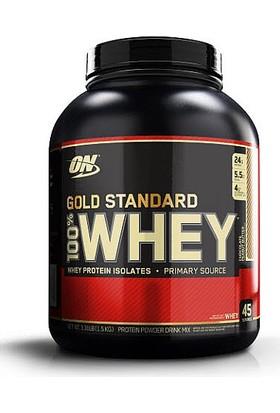 Optimum Gold Standard Whey Protein Tozu 2273 gr Çikolatalı Fıstık Ezmesi