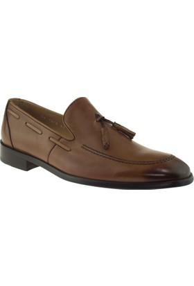 Fosco 7078 Klasik Neolit Bordo Erkek Ayakkabı