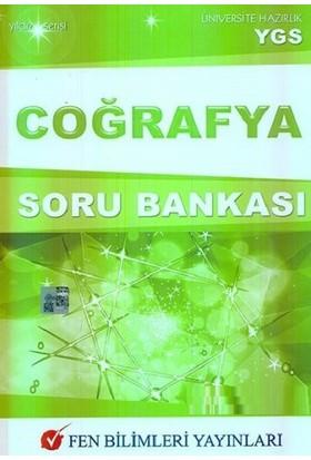 Fen Bilimleri Yayınları YGS Coğrafya Yıldız Serisi Soru Bankası