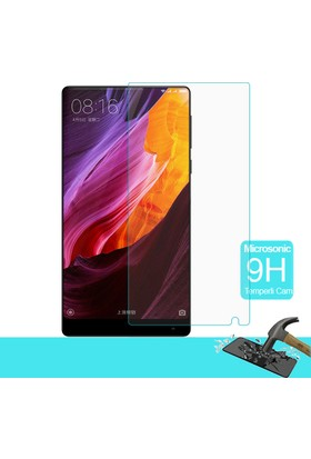 Microsonic Xiaomi Mi Mix Temperli Cam Ekran koruyucu film