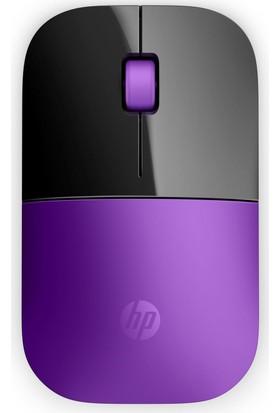 HP Z3700 Kablosuz Mor Mouse X7Q45AA