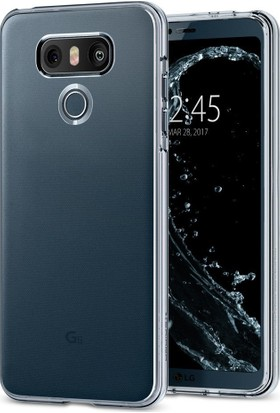 Spigen LG G6 Kılıf Liquid Crystal Clear - A21CS21229