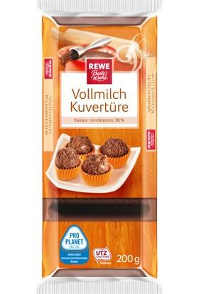 Elitparti Rewe Mini Sütlü Kuvertür Çikolata (200 Gr)
