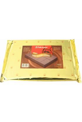 Pakmayapakmaya Sütlü Kuvertür Çikolata (2.5 Kg)