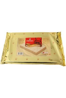 Elitparti Pakmaya Beyaz Kuvertür Çikolata (2.5 Kg)