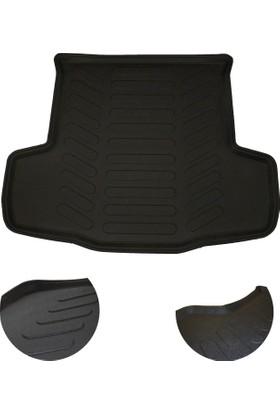 Z Tech Nissan Quashai +2 2010 Sonrası (7 koltuk) Ekonomik 3D Bagaj Havuzu