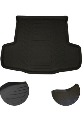Z Tech Volkswagen Caddy Combi 2004-2010 Havuz Ekonomik 3D Bagaj Havuzu