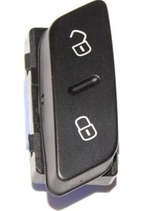 Wolcar Volkswagen Merkezi Kilit Düğmesi Passat 2011=> Orjinal