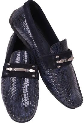 Burucline 0Rox8 Tetri Örgülü Nubuk Ayakkabı 16-1