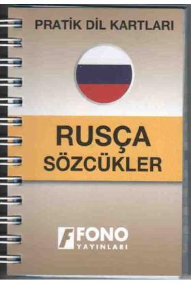 Pratik Dil Kartı Rusça Sözcükler