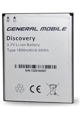 Kvy General Mobile Discovery 2 Mini Batarya Pil