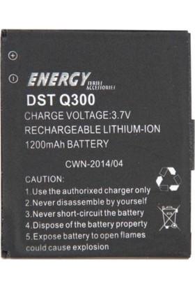 Kvy General Mobile Dst-Q300 Batarya Pil