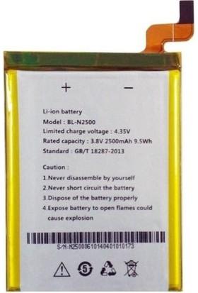 Kvy General Mobile Elite E7 Batarya