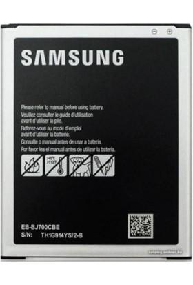 Kvy Samsung Galaxy J7 Batarya - Eb-Bj700Cbegww