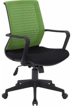 Seduna Betta Ofis Çalışma Koltuğu - Yeşil Sırt