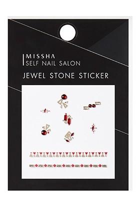 Missha Self Nail Salon Jewel Stone Sticker (No.02/Fever)