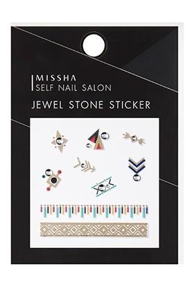 Missha Self Nail Salon Jewel Stone Sticker (No.04/Gipsy)