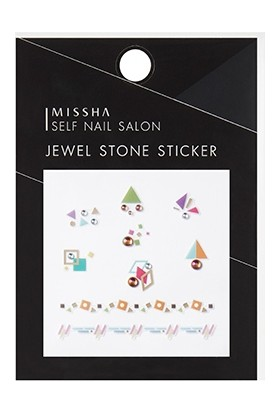Missha Self Nail Salon Jewel Stone Sticker (No.05/Sprinkle)
