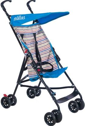 Maller Gio Baston Bebek Arabası Mavi