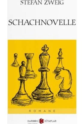 Schachnovelle (Almanca) - Stefan Zweig